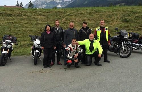 Triumph Rheinhessen goes Tridays 25. bis 29.06.2015