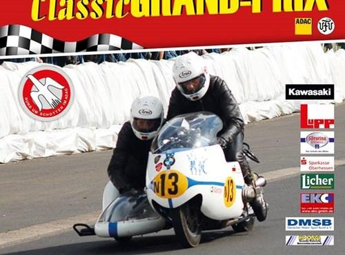 Das Klassik -Event des Jahres mit vielen prominenten Fahrern und Maschinen