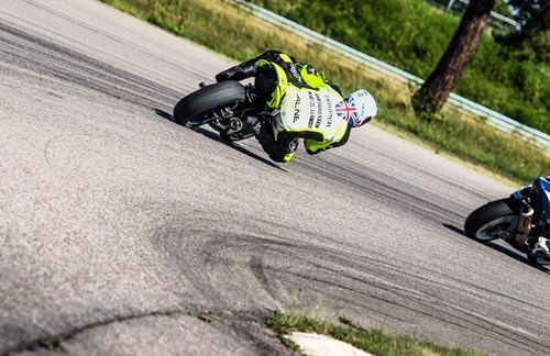 Triumph Challenge/Street Triple Cup am 12. und 13. September 2015 in Most