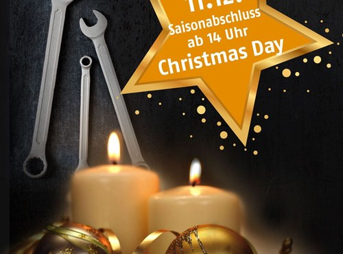 BKM Bikes Christmas Day ab 14Uhr