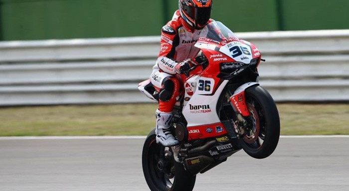 Trofeo Italiano - Rennen 5