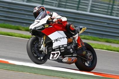 Motorrad Termin Trofeo Italiano - Rennen 3
