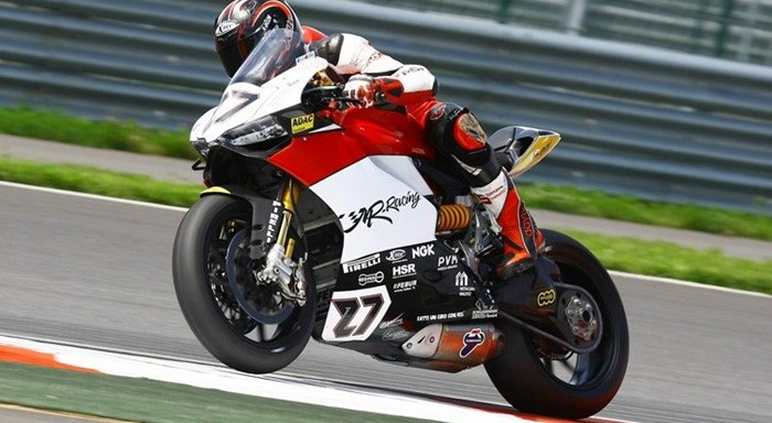Trofeo Italiano - Rennen 3