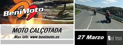 Moto Calçotada 2016 / 27 Marzo ¿En qué consiste?Esta será nuestra quarta edición, como cada año organizaremos una ruta de moto de carretera, para terminar con una Calçotada, este...