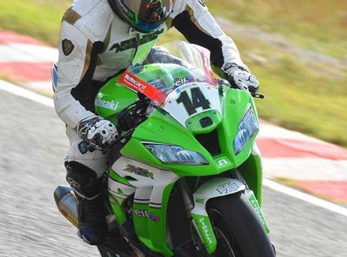 Rijeka 2015 - Motorrad Eder Racing Team