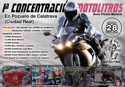 1º Concentracion MOTOLITROS