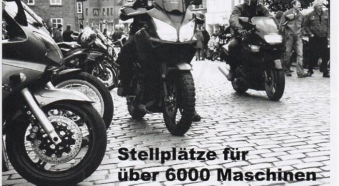8. Eutiner Motorradtreffen