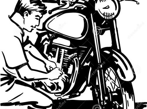 Einsteigerkurs-Motorradtechnik