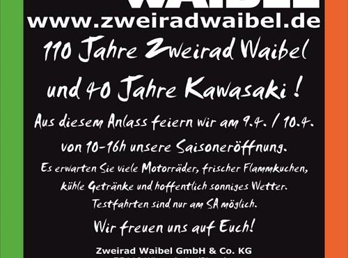 110 Jahre Waibel