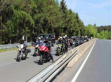 Motorrad Termin Frühjahrsausfahrt Werratal 2018