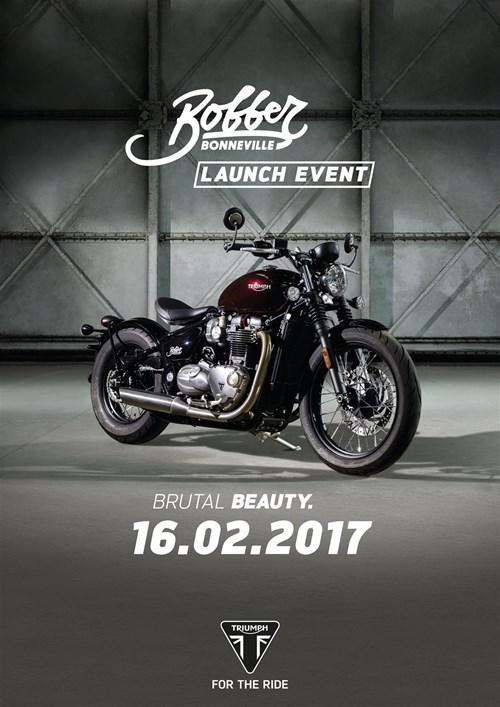 Bobber Launch Event 16. Februar 2017