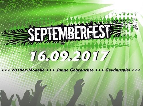 Septemberfest 2017