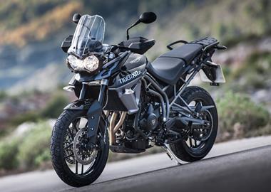 Motorrad Termin Triumph Ausfahrt ins Erzgebirge