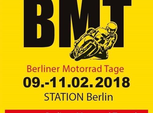 BERLINER MOTORRAD TAGE 2018