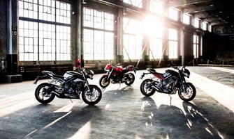 Triumph Street Triple Event