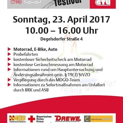 Auerbacher Testival Auch wir sind natürlich mit vor Ort, kommt zum Testen unserer KTM Flotte vorbei ..... Sonntag, 23. April 201710.00 – 16.00 UhrDegelsdorfer Straße 4...