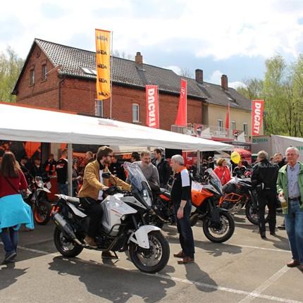 Motorradsternfahrt Kulmbach auch dieses Jahr werden wir wieder mit Unterstützung von KTM Deutschland für Euch bei der Sternfahrtvor Ort sein.