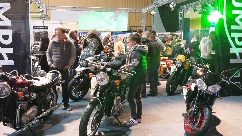 Motorrad Messe Schwerin