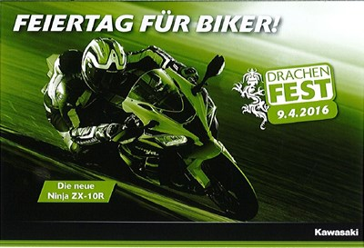 Auto-Motorradtage in Scheeßel - 9. & 10. April 2016