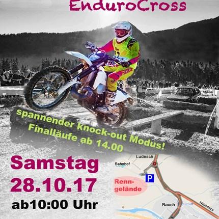 Guguruzrennen 2017 Heuer veranstaltet der Enduro Club Oberland am SA 28.10.2017 zum 10. Mal das Guguruz EnduroCross Rennen in Ludesch.Rennbeginn 10.00 Uhr Finalläufe ...