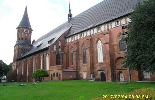 Fotovortrag Norwegen & Königsberg