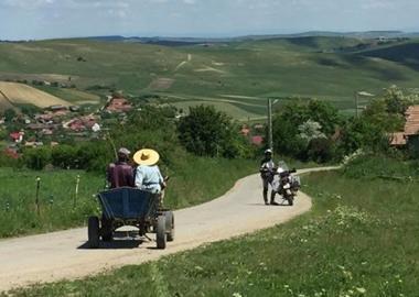 Motorrad Termin Tour Rumänien