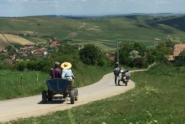 Tour Rumänien