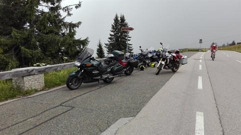 Motorrad Termin Altmühltal-Tour