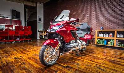 VIP Neuvorstellung Goldwing 2018
