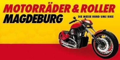 """Motorräder &  Roller Magdeburg Vom 20.01.2018 - 21.01.2018 findet in Magdeburg die Motorradmesse """"Motorräder & Roller"""" statt. Wir stellen die aktuellen Neuheiten vor und würden u..."""