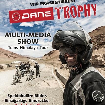 Hiimalya-Tour mit dem Motorrad Liebe Motorradfreunde !Wir möchten ihnen die Wartezeit auf das Frühjahr etwas verkürzen mit einem spannenden Multivisions-Vortrag Über eine Motorra...