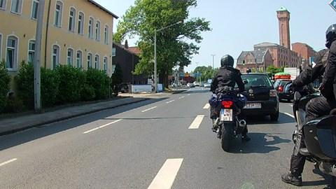 Motorrad Termin Weser Bergland
