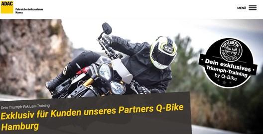 Motorrad Termin 04.05.2018 ADAC After-Work Training