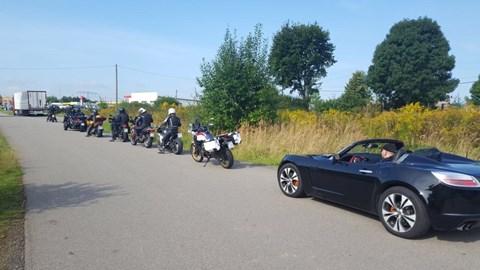 Motorrad Termin Männertagsrunde