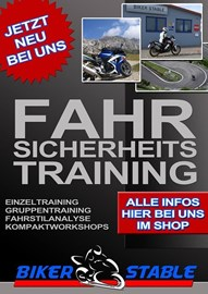 Motorrad Termin Fahrsicherheitstraining
