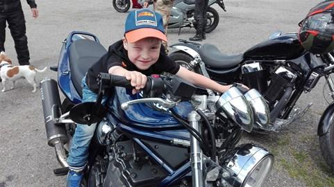 Motorrad Termin Ausfahrt gemeinsam mit Kunden