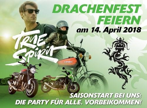 Kawasaki Drachenfest