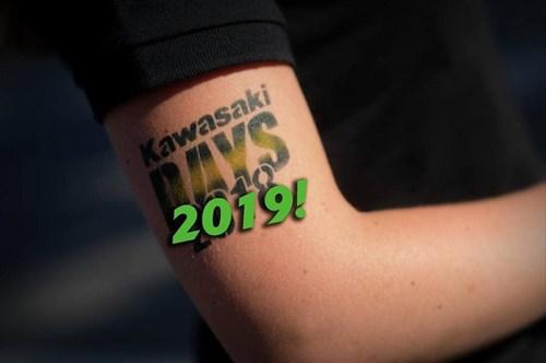 EVENT Kawasaki Days 2018