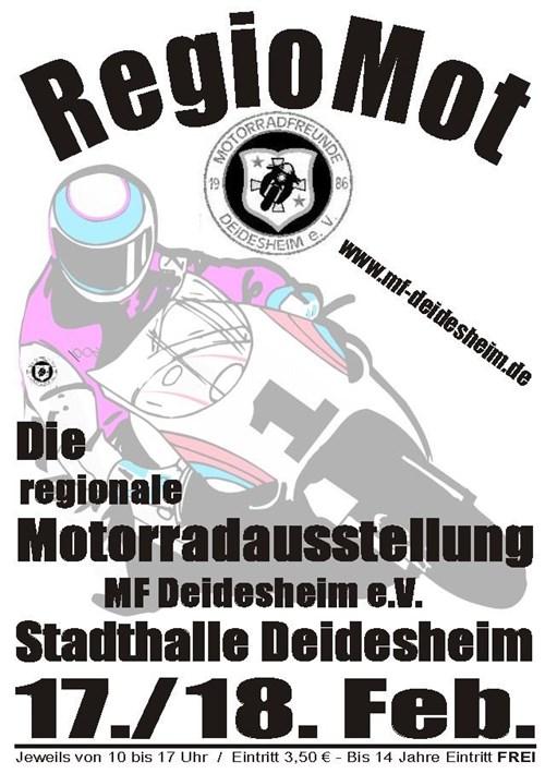 RegioMot-Die regionale Motorradausstellung