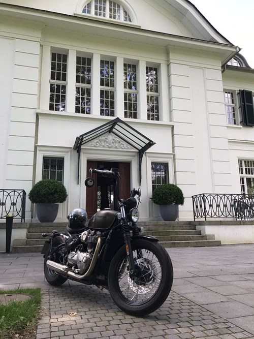 07.10.2018 Ausfahrt Business Club Hamburg