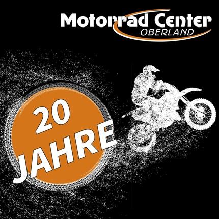 20 Jahre Motorrad Center Oberland Unser 20-jähriges Firmenjubiläum ist mehr als nur ein Grund zum Feiern🎉🎉Deshalb feiern wir auch gleich doppelt:1⃣Am Samstag, 7. April haben w...