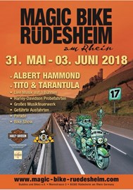Motorrad Termin Magic Bike Rüdesheim