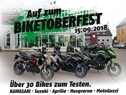 Biketoberfest 15.09.2018