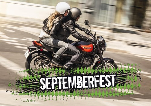 Kawasaki - September Fest 2018