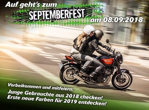 September-Fest 2018
