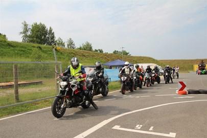 Motorrad Termin 9. Kurventraining am Erzgebirgsring