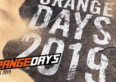 Motorrad Termin KTM Orange Day