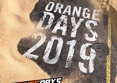 Motorrad Termin KTM Orange Days
