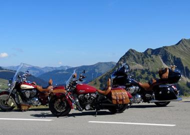 Motorrad Termin Indian Riders Group Treffen