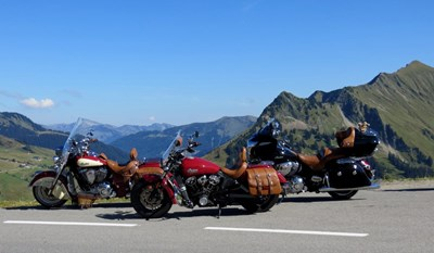 Indian Riders Group Treffen